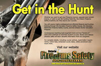 Firearms Safety and Hunting Course