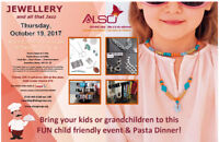 Pasta Dinner and Jewellery Sale
