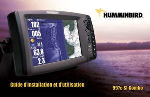 Humminbird 997c SI Combo Sonar-Chartplotter