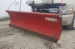 Western 8' Pro Snow Plow Complete with Mounts & Controller