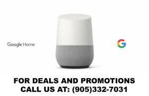 Personal Assistant Google Home & Google Home mini on SALE!!