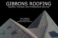 GIBBONS ROOFING 647-609-0359