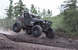 Jeep TJ - Race Buggy (will consider trades)