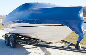 Mobile Heat Shrink Wrap & Store your: Boats/Trailers/Cars