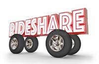 rideshare toronto to montreal 30 dollars a person 647-945-6094