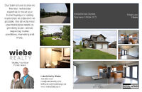Excellent 5 Bedroom 3 Bath Home Just 30 Min From Winnipeg!