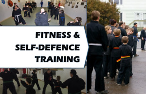 Fitness & Self-Defence Training