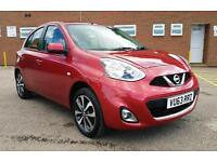 2013 63 Nissan Micra 1.2 Tekna 5 DOOR PETROL MANUAL