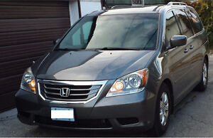 2010 Honda Odyssey EX Low KM Great Condition