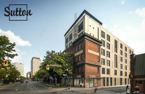 Gore Park Lofts Pre-Sale! Amazing Location!  1 Bed/1 Bath