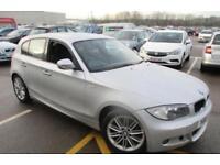 2010 10 BMW 1 SERIES 2.0 120D M SPORT 5D 175 BHP DIESEL