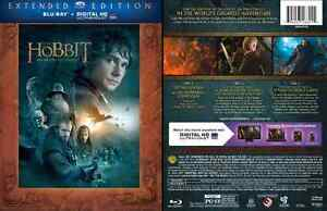 The Hobbit Extended Edition Blurays