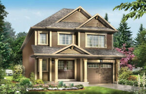 Pre-Construction  4 Bed+3 Bath Detached home near St. Catherine