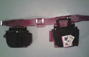 Occidental leather tool belt ceinture Milwaukee