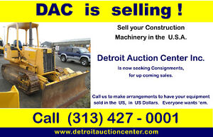 Detroit Auction Center Inc.  is  Seeking machinery consignments. Windsor Region Ontario image 2