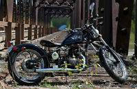 Cleveland Heist Limited Edition 250cc