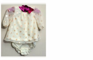 Baby Soft Cream Dress