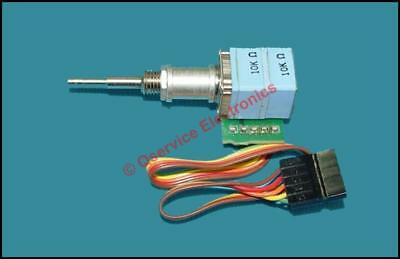 1 Pcs Tektronix 311-2177-00 Potentiometer Dual 10k For 2213a 2215a Oscilloscopes