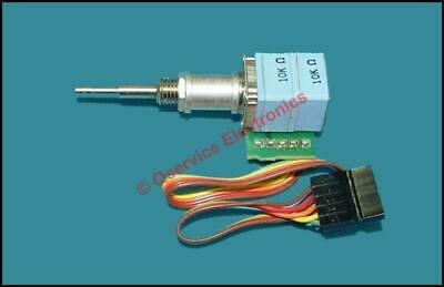Tektronix 311-2177-00 Potentiometer Dual 10k 2213a 2215a 2235 2236 Oscilloscopes