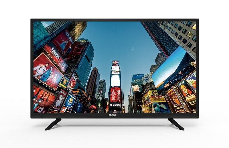"""LED TV 40"""" Flat Screen Television High Definition HDTV 1080p Hi Res Remote New"""
