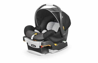 Chicco KeyFit 30 Infant Car Seat Iron Black