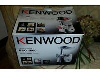 Kenwood meat grinder / sausage maker