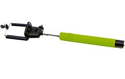 Braun Wireless Selfie Stick Green.London
