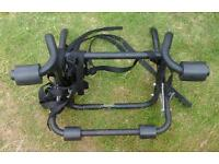 Universal bike rack suitable for hatchbacks