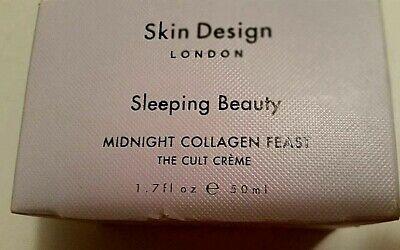 Skin Design London Sleeping Beauty – Midnight Collagen Feast