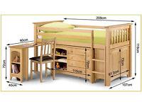 Julian Bowen Cabin Bed for sale