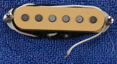 Vintage 1984 Fender Stratocaster Middle Position Single Coil Pickup Japan