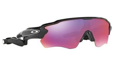 Oakley Oakley Radar (Oakley Radar Pace Sunglasses w/Bluetooth Trainer and Prizm Road Lenses)