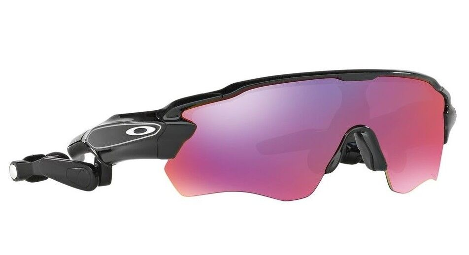 Oakley Radar Pace Sunglasses w/Bluetooth Trainer and Prizm Road Lenses OO9333-01