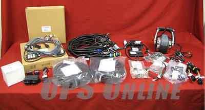 New OEM Mercury Verado Dual Console Binnacle Kit w/ DTS Rigging Kit 8M0079499