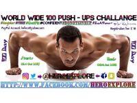 World Wide 100 Push-Ups Challenge