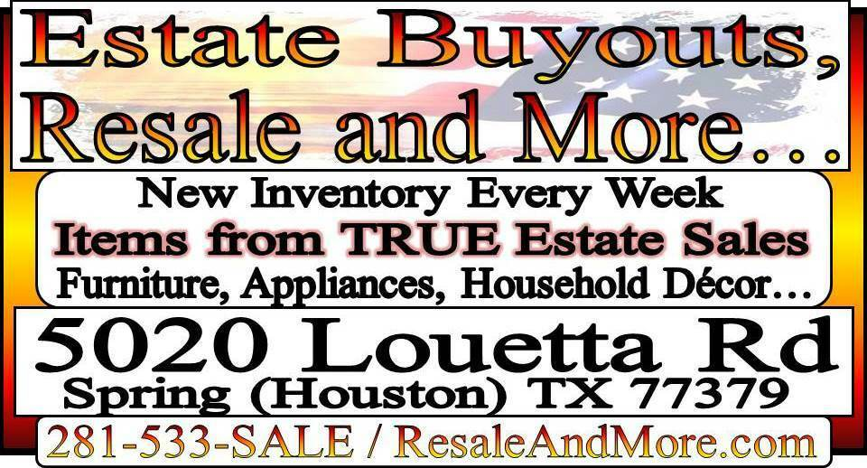 Estate Buyouts, Resale and More...