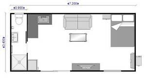 Milano 8.4m x 3.m -  1 x bedroom $33,465+ gst Malaga Swan Area Preview