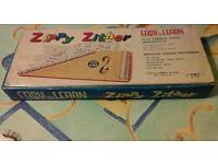 Zippy Zither musical instrument