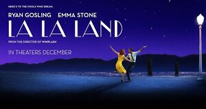 Wanted La la land ticket @ St.George OpenAir Cinema The Rocks Inner Sydney Preview
