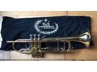 German Made B&S Challenger 3137 L Trumpet ( Bb )