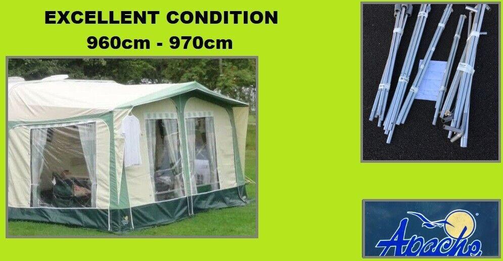 Caravan Awning 960cm - 970cm Size 13   in Audenshaw ...