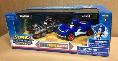 Nkok Sonic All Stars Racing Transformed Shadow   Sonic 2 Pack