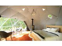 The Star Dome - Luxurious Star Gazing Retreat