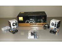 NIKON D3100 AF-S DX 18-55 MM + NEW EXTRAS FILTERS & OTHER LENSES