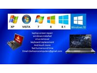 laptop and pc repair cheap and fast