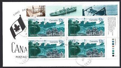 Canada  # 2107 URpb  SPECIAL CORVETTE & SUBMARINE SCOPE CACHET  New 2005 Issue   for sale  Innisfil