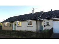 3 Bedroom Bungalow in the Scottish Borders