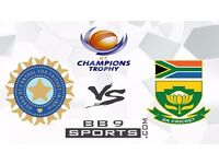 India v South Africa - Pair Available