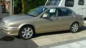 X type Jaguar registered 2005