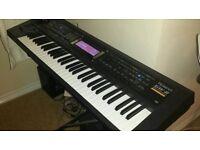 Roland GW-8 Workstation Keyboard excellent condition..great xmas pressie